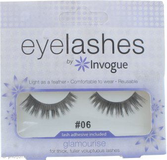 Invogue Glamourise Eyelashes #6