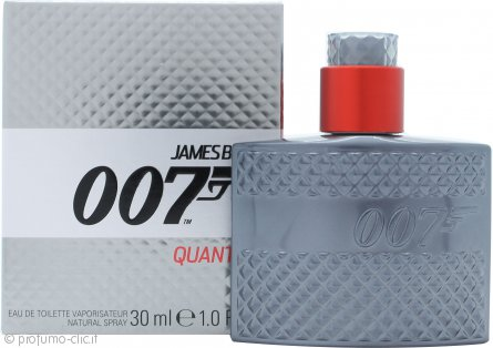 James Bond 007 Quantum Eau de Toilette 30ml Spray