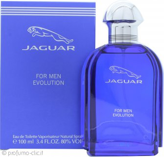 Jaguar Evolution Eau de Toilette 100ml Spray