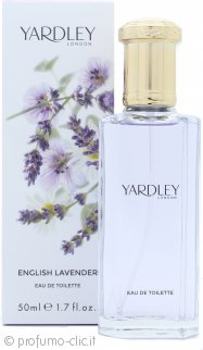 Yardley English Lavender Eau de Toilette 50ml Spray