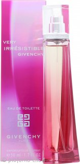 Givenchy Very Irresistible Eau de Toilette 50ml Spray