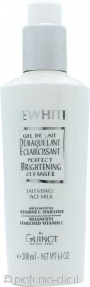 Guinot Newhite Gel de Lait Demaquillant Eclaircissant Perfect Brightening Detergente 200ml