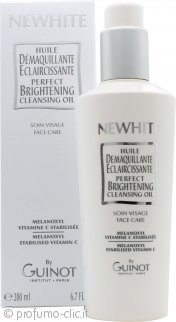 Guinot Newhite Perfect Brightening Olio Detergente 200ml
