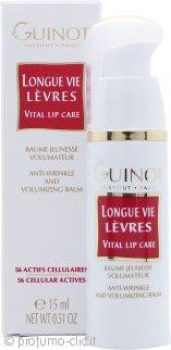 Guinot Longue Vie Levres Vital Lip Care Balsamo Labbra 15ml