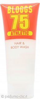 Joe Bloggs Athletic Hair & Body Wash 200ml