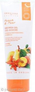 Grace Cole  Fruit Works Peach & Pear Gel Doccia 238ml