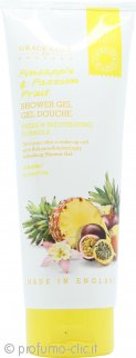 Grace Cole  Fruit Works Pineapple & Passion Fruit Gel Doccia 238ml