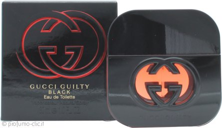 Gucci Guilty Black Pour Femme Eau de Toilette 30ml Spray