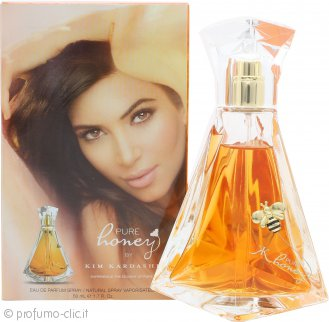 Kim Kardashian Pure Honey Eau De Parfum 50ml Spray