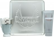 Paco Rabanne Invictus Confezione Regalo 50ml EDT + 100ml All Over Shampoo