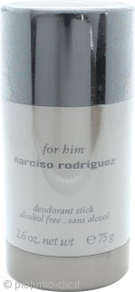 Narciso Rodriguez For Him Deodorante Stick 75g