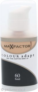 Max Factor Colour Adapt Foundation 34ml - 60 Sand