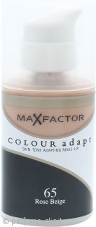 Max Factor Colour Adapt Foundation 34ml - 65 Rose Beige