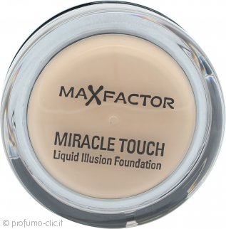 Max Factor Miracle Touch Liquid Illusion Foundation 11.5g 75 (Golden)