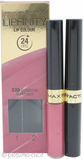Max Factor Lipfinity Lip Colour - 330  Essential Burgundy