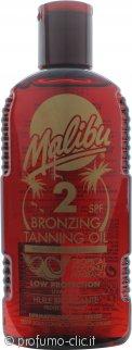 Malibu Bronzing Olio Abbronzante 200ml SPF2