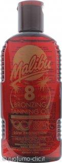 Malibu Bronzing Olio Abbronzante 200ml SPF8