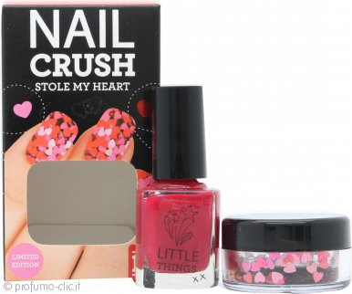 One Direction Nail Crush Stole My Heart Confezione Regalo 6ml Smalto + Glitter