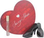 Laurelle Sexxy Shoo Black Stiletto Confezione Regalo 2 x 30ml EDP Spray + 15ml EDP Spray