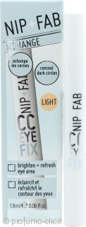 Nip + Fab CC Fix Eye Cream Complexion Corrector - Correttore Viso 1.8ml Light