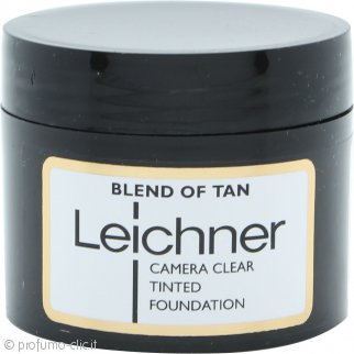 Leichner Camera Clear Tinted Foundation 30ml Blend of Tan