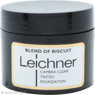 Leichner Camera Clear Tinted Foundation 30ml Blend of Biscuit