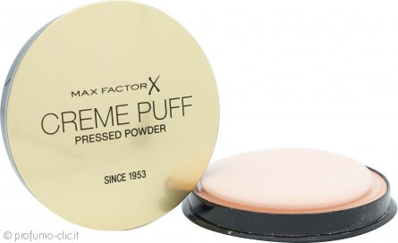 Max Factor Creme Puff Foundation 21g - 53 Tempting Touch