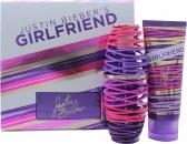 Justin Bieber Girlfriend Confezione Reaglo 30ml EDP + 100ml Lozione Corpo