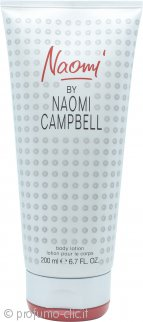 Naomi Campbell Naomi Lozione per il Corpo 200ml
