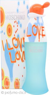 Moschino Cheap & Chic I Love Love Eau de Toilette 100ml Spray
