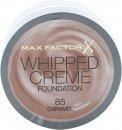 Max Factor Whipped Creme Fondotinta 18ml - Caramel 85