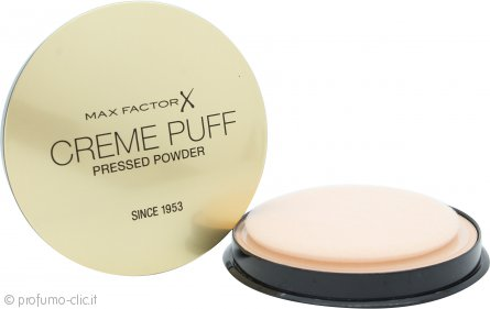 Max Factor Creme Puff Polvere Compatta 21g - Natural Ricarica