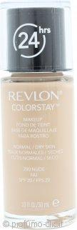 Revlon ColorStay Makeup 30ml - SPF20 Nude Pelle Normale/Secca
