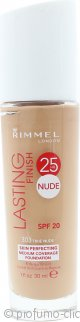 Rimmel Lasting Finish Nude Fondotinta 30ml - True Nude 303