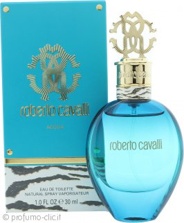 Roberto Cavalli Acqua Eau de Toilette 30ml Spray