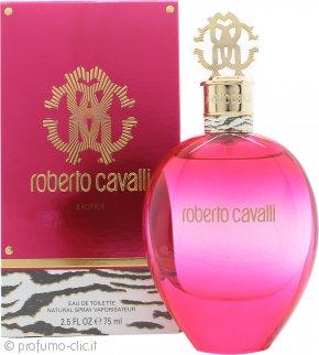 Roberto Cavalli Exotica Eau de Toilette 75ml Spray