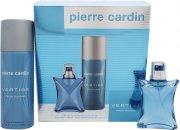 Pierre Cardin Vertige Pour Homme Confezione Reaglo 50ml EDT + 200ml Deodorante Body Spray