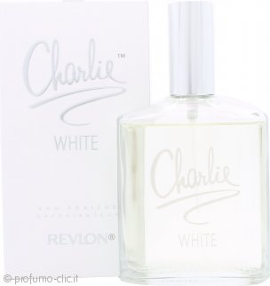 Revlon Charlie White Eau Fraiche 100ml Spray
