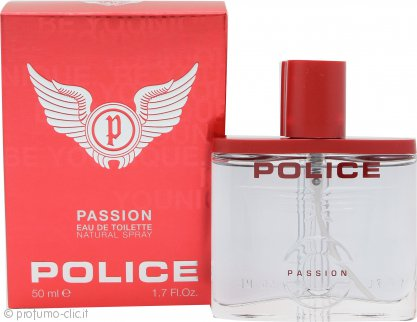 Police Passion Eau de Toilette 50ml Spray