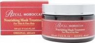 Royal Moroccan Trattamento Maschera Nutriente 250ml - Capelli Sottili & Fini