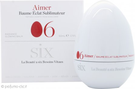 Six Cosmetics Love 06 Radiance Glowing Balm 50ml