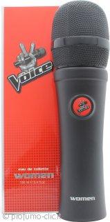 The Voice Women Eau de Toilette 100ml Spray