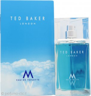 Ted Baker M Eau de Toilette 75ml Spray