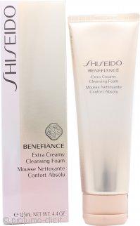 Shiseido Benefiance Extra Creamy Schiuma Detergente 125ml