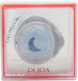 Pupa Coccinella Mini Satin Creamy Satined Ombretto 4.5ml (01)