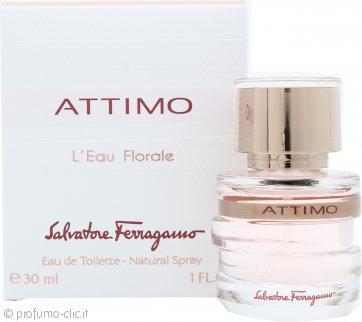 Salvatore Ferragamo Attimo L'Eau Florale Eau De Toilette 30ml Spray