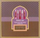 Sunkissed Moroccan Ombre Lips Confezione Regalo 3 x Matite Labbra + 2 x Lucidalabbra