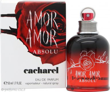 Cacharel Amor Amor Absolu Eau de Parfum 50ml Spray
