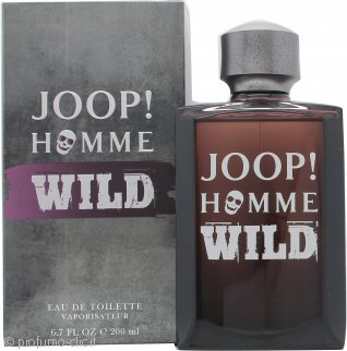 Joop! Homme Wild Eau de Toilette 200ml Spray