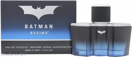 Batman Begins Eau de Toilette 30ml Spray
